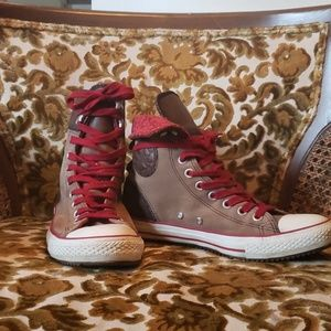 Winter All Star Converse